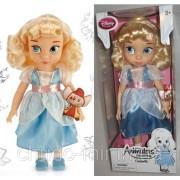 Кукла Золушка Дисней Аниматоры Disney Animators Cinderella