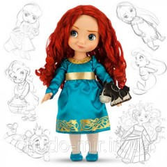 Кукла аниматор Мерида Дисней. Disney Animators' Collection Merida Doll - 16''