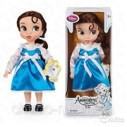 Кукла Дисней Бель аниматор Disney Animators' Collection Belle Doll