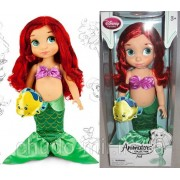 Disney Animators' Collection Ariel Дисней Аниматоры Ариэль русалка
