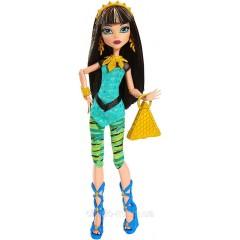 Кукла Клео де Нил Первый день в школе Монстер Хай Monster High Signature Look Core Cleo De Nile Doll