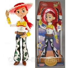 Интерактивная кукла ковбой Джесси из Истории игрушек