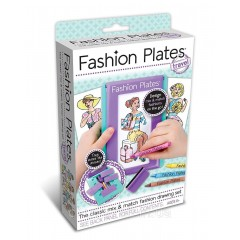 Модный планшет/Feshion Plates