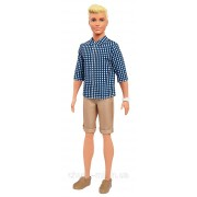 Кукла Барби Кен модник / Barbie Ken Fashionistas Preppy Check Doll