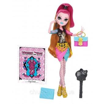 Кукла Монстер Хай ДжиДжи Грант Скарместр Monster High Gigi Grant New Scaremester