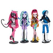 Куклы Монстер Хай Новый Скарместр - Monster High New Scaremester