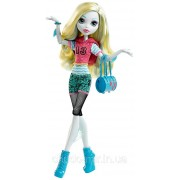 Кукла Monster High Лагуна Блю (Lagoona Blue) Первый день в школе Монстер Хай Школа монстров