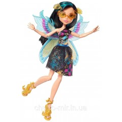 Кукла Клео Де Нил Монстры в саду Monster High Garden Ghouls Wings Cleo De Nile