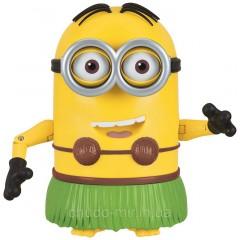 Интерактивный миньон Хула Despicable Me Talking Hula Minion Dave Toy Figure