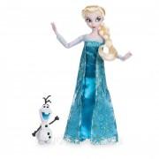 Кукла Disney Эльза Холодное сердце Дисней / Elsa Frozen с фигуркой Олафа