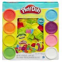 Набор Play-Doh Плей До алфавит и цыфры (Numbers, Letters)