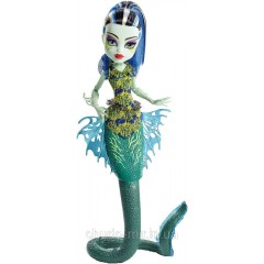 Кукла Френки Штейн Большой Скарьерный Риф / Frankie Stein Great Scarrier Reef