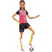 Барби Футболистка / Barbie Made to Move Ultimate Posable Soccer Player