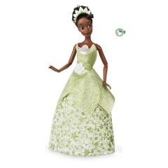 Классическая кукла Дисней Тиана с кольцом 2018 Tiana Classic Doll with Ring The Princess and the Frog Disney