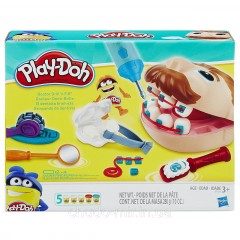 Play-Doh набор мистер Зубастик (стоматолог) Плей До МИСТЕР ЗУБАСТИК