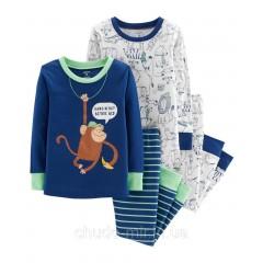 Пижама Картерс (Carters) для мальчика 2Т, 4Т, 5Т