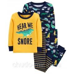 Пижама Картерс (Carters) для мальчика 2Т