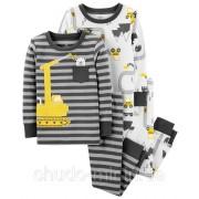 Пижама Картерс (Carter's) для мальчика 2Т, 5Т