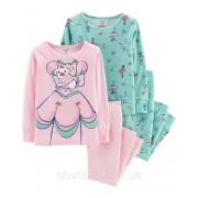 Пижама Картерс (Carter's) для девочки 2Т, 3Т, 4Т