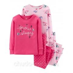 Пижама Картерс Carter's для девочки 2Т, 3Т, 4Т