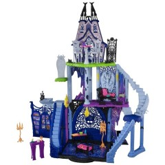 Катакомбы монстер хай Playset Freaky Fusion Catacombs