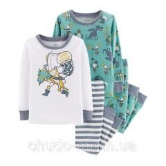 Пижама Картерс Carter's для мальчика 2Т, 3Т, 4Т, 5Т