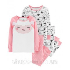 Пижама Картерс Carter's для девочки 2Т, 3Т, 4Т, 5Т