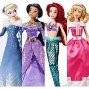 Поющие принцессы Дисней