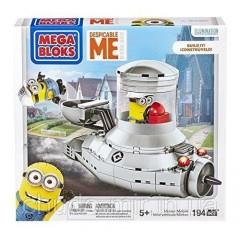 Конструктор Мега Блокс миньономобиль Mega Construx Despicable Me Minion Mobile