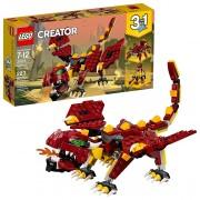 Конструктор LEGO Creator Мифические существа 223 детали