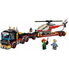 Конструктор LEGO City Перевозка тяжелых грузов 310 деталей