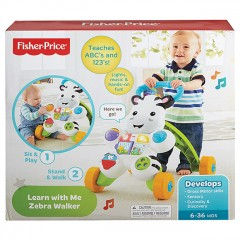 Ходунки Fisher-Price Зебра