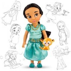 Кукла Жасмин Дисней Аниматоры Disney Animators Jasmine 40 см