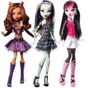 Куклы Монстер Хай из серии Страшно высокие (большие) Frightfully Tall Ghouls
