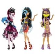 Куклы Монстер Хай серия Танец без страха