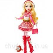 Кукла Эвер Афтер Хай Эппл Вайт Эпическая зима EAH Epic Winter Apple White Doll