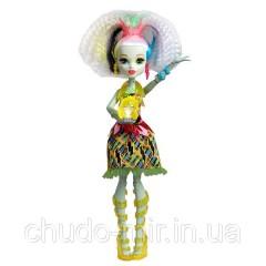 Кукла монстер хай Френки под напряжением (Наэлектризованные) Monster High Electrified High Voltage Frankie Stein