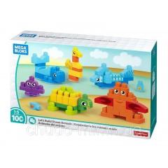 Конструктор Mega Bloks (Мега блокс) 100 элементов