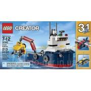 Конструктор Lego Creator ocean(Лего Креатор) Подводный зонд (31045)