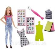Barbie Кукла Барби Эмодзи Блондинка / Barbie D.I.Y. Emoji Style