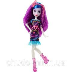 Кукла монстер хай Ари Наэлектризованные( Под напряжением) - Monster High Electrified Hair-Raising Ghouls Ari