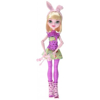 Кукла Эвер Афтер Хай Банни Бланк Лучница Bunny Blanc Archery Club Ever After High