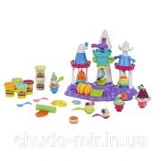 Play-Doh  ИГРОВОЙ НАБОР ЗАМОК МОРОЖЕНОГО B5523