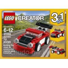 Lego Creator (Лего) Красная гоночная машина 31055