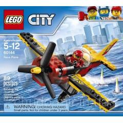 Lego City (Лего Сити)Гоночный самолёт 60144