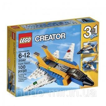 Lego Creator (Лего Креатор) Реактивный самолёт / Super Soarer 31042