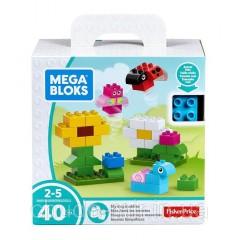 Конструктор Mega Bloks (Мега Блокс) 40(деталей) Mega Bloks My Bug Buddies Building Kit