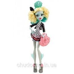 Кукла Хай Лагуна Блю Монстры по обмену, Monster High Monster Exchange Program Lagoona Blue