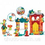 Пластилин Play-Doh(Плей До) Town Город Игровой набор Пожарная станция