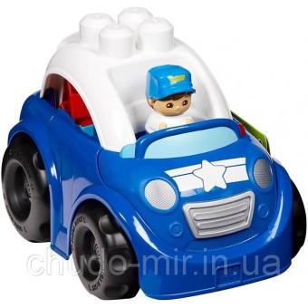 Полицейская машина Mega bloks(Мега блокс)